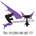 Freelancealot.co.uk Logo