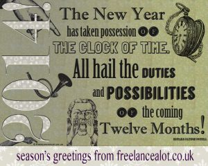 Season's Greetings from Freelancealot