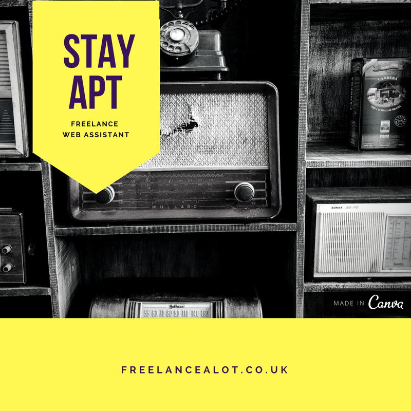 Stay Apt, Freelance Web Assistant from Freelancealot